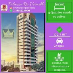 Palazzo Rio Vermelho 3/4 ( 2 suítes) Grande oportunidade!!!