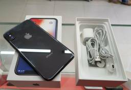 IPhone X 64GB Preto!