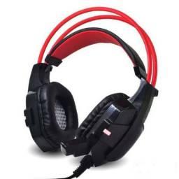 Headset Headfone Gamer X-soldado Gh-x20 Mic Led Usb 800mw