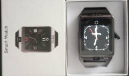 Celular x Relógio Smart Watch 120,00