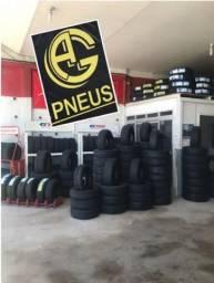 Vem trocar seu pneu careca por um novinho!