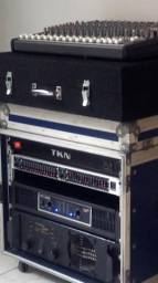 Amplificador Hotsound HS2500