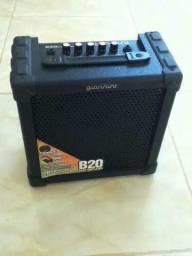 Cubo Giannini B20 para baixo troco em cubo Para Guitarra