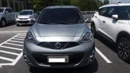 Nissan - MARCH SV 1.6 16V Flex Fuel - 2014
