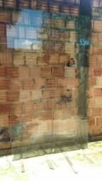 Porta Pivotante Blindex 10mm ( cidade Taubaté )