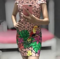 Vestido tucano novo