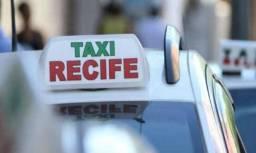 Procuro Praça de Táxi Transferível de Recife