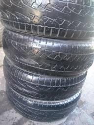 4 pneus 225/65/17