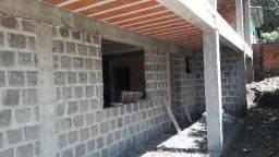 Casa em construção em ótima localização