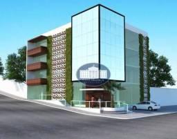Prédio à venda, 1.132 m² por r$ 2.000.000 - saudade - araçatuba/sp