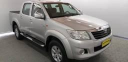 Toyota Hilux SR CD 2.7 Flex (Custo Beneficio) - 2013