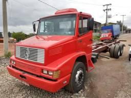 MB 1618 Truck Reduzido 95 Barbada - 1995