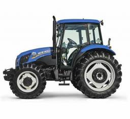 Trator new holland tl 95