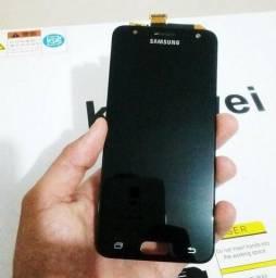 Troca de Tela J5/J7 Pro Samsung (Assistência técnica especializada)Cohab
