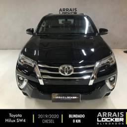 Hilux sw4 2019/2020 2.8 srx 4x4 7 lugares 16v turbo intercooler diesel 4p automático - 2020