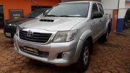 Toyota Hilux 4x4 2.7 - 2013