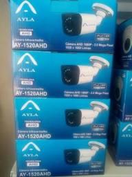 Kit Câmeras de Segurança orçamento sem compromisso