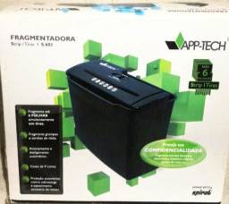 Fragmentadora De Papel APP-TECH S601 Na Caixa