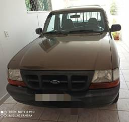 Ford Ranger 2000/01 Diesel XL 2.5 4x4 - 2000