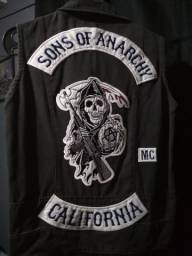 Colete Sons of Anarchy