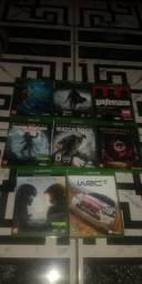 Jogos de Xbox one a partir de $50 reais cada santo André Grajaú
