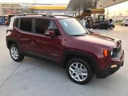 Jeep Renegade Diesel - Único Dono - IPVA pago - 2017