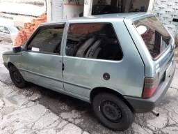 Fiat uno vendo ou troco por moto - 1995