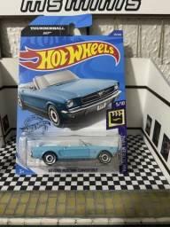 Mustang 007 Hot Wheels (MS Minis)
