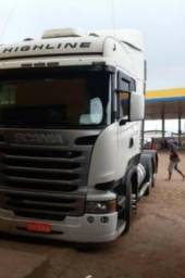 Scania R 440 6x4 ano 2015 - 2015