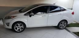 New Fiesta Sedan. - 2012