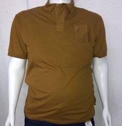 Camisa Polo Plus Size - Atacado e Varejo