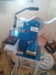 Máquina de chinelos compacta print