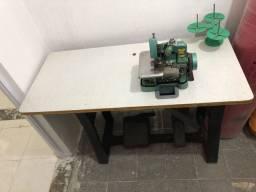 Vendo máquina de costura completa