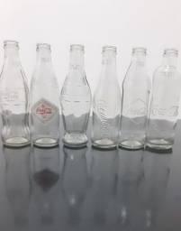 Garrafas Coca-Cola