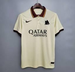 Camisa Roma da Itália.