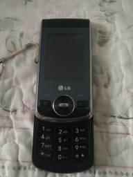 Vende-Se Celulares Um J1 mini,LG gd330 e Nokia 1600