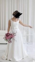 Vendo vestido de noiva Pronovias  tam34-36