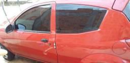 Ford ka vermelho