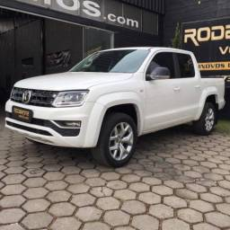 AMAROK 2018/2018 3.0 V6 TDI DIESEL HIGHLINE CD 4MOTION AUTOMÁTICO