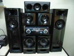 Home theater Sony muteki 5.2