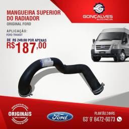 MANGUEIRA INFERIOR DO RADIADOR ORIGINAL FORD