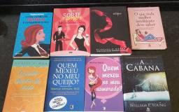 Livros - vários títulos