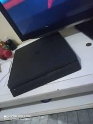 PS4 HD de 1 tb com muitos jogos, veja