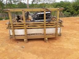 Carroceria madeira f1000
