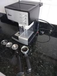 Máquina de café expresso oster latte