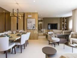 Apartamento com 3 suítes para locação no Swiss Park - Campinas/SP