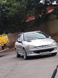 Peugeot 206 rebaixado  aceito troca