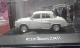 Miniatura Gordini Carros Inesquecíveis Do Brasil 1965