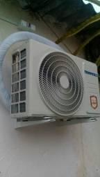 Instalação de ar condicionado em Piracicaba
