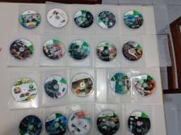 32 Jogos de Xbox 360 5 Reais cada